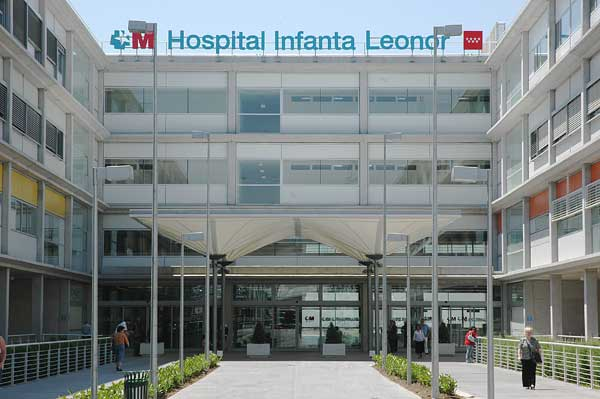 La plataforma por la sanidad pública pide soluciones para el Infanta Leonor