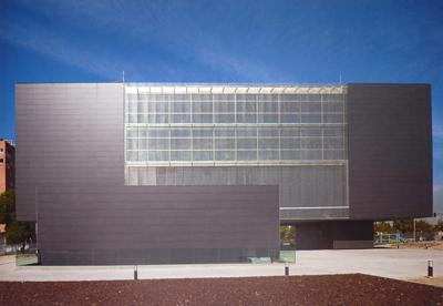 Centro Cultural Entrevías