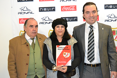 "Libro ""Vallecas y el Rayo Vallecano"""