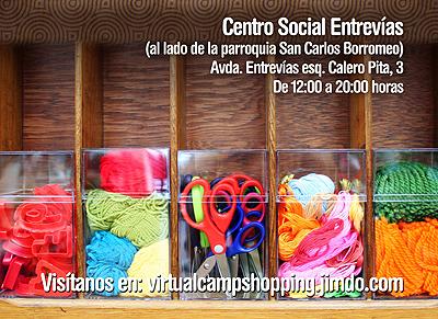 Mercado de Artesanía de Vallecas