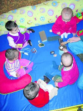 Existen 14 escuelas infantiles públicas en Puente y 5 en Villa. / Foto: Madrid.es