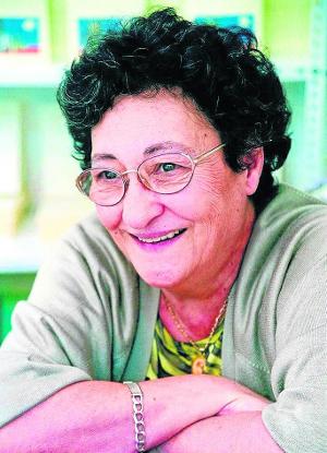 """Francisca Aguirre: Poetisa """"sin prisa"""""""