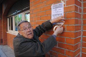 Antonio Toril, vecino afectado por este fraude