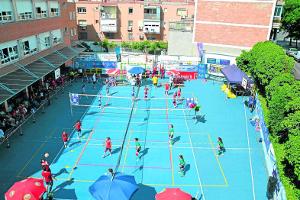 Torneo Voley San Eulogio