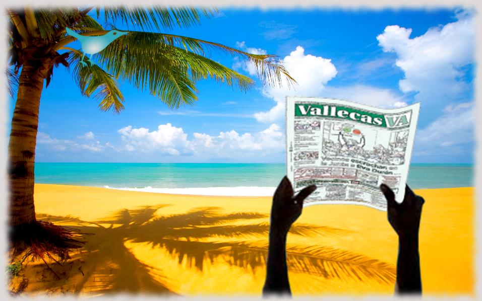 El equipo de Vallecas Va se va de vacaciones durante todo agosto.