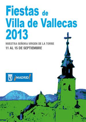 Fiestas de Villa de Vallecas 2013