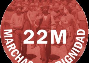 22-M, Marchas de la Dignidad