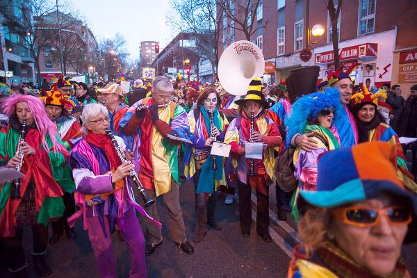 Carnaval Vallekas 2014