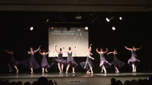 Hay que destacar la calidad de los centros participantes, fiel ejemplo del nivel dancístico del Distrito.