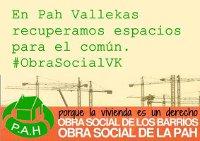 Obra Social PAH Vallekas
