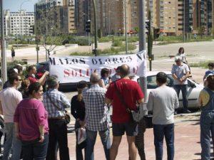 La Asociación se plantea la vía judicial. /FOTO: A.V. PAU de Vallecas