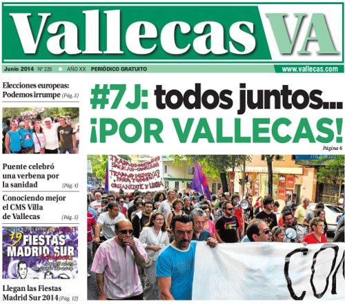 Vallecas Va junio 2014