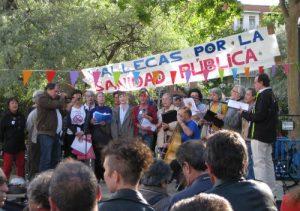 En el acto no faltó la música /FOTO: Ana Frías