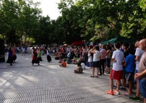 Fiestas Vallekanas