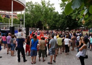 Fiestas Madrid Sur 2014 /FOTO: A.V. Madrid Sur