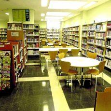 Sala de lectura de la biblioteca del Pozo /FOTO: Equipo BPM EL Pozo