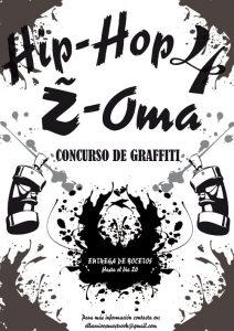 Primeras Jornadas de Hip Hop en Entrevias.