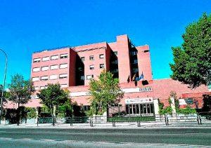 Hospital Virgen de la Torre. /FOTO: MadridSalud