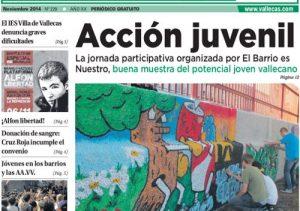 Vallecas Va edición de noviembre de 2014