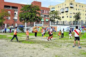 Participaron nueve equipos, divididos en dos grupos /FOTO: LFP Vallekas