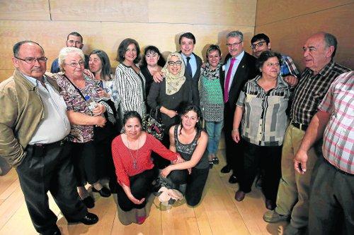 El acuerdo marco se firmó el 30 de abril de 2014. /FOTO: Prensa CAM