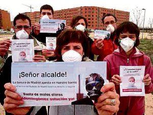 La asociación vecinal lleva años pidiendo una solución. /A.V. Pau de Vallecas