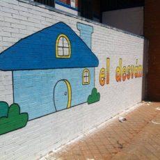 Mural de El Desván