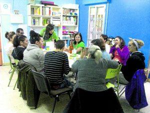 El proyecto ayuda a las familias a afrontar las dificultades de su realidad cotidiana.