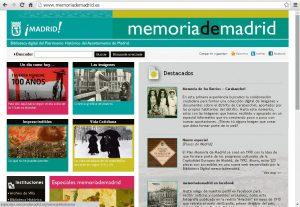 Página web del proyecto.