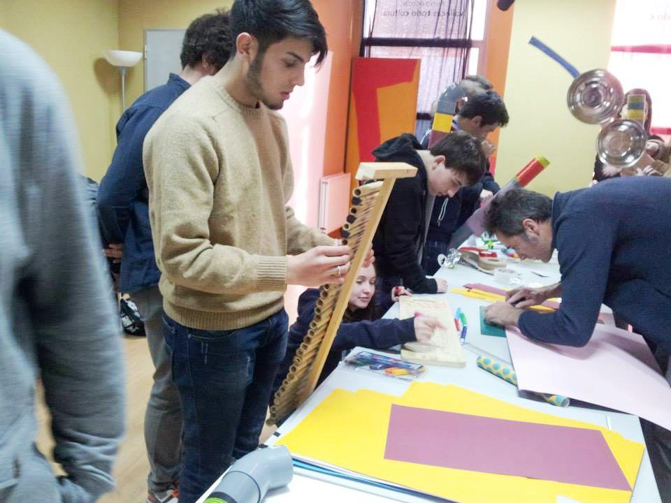 Alrededor de 30 jóvenes participarán en este proyecto.