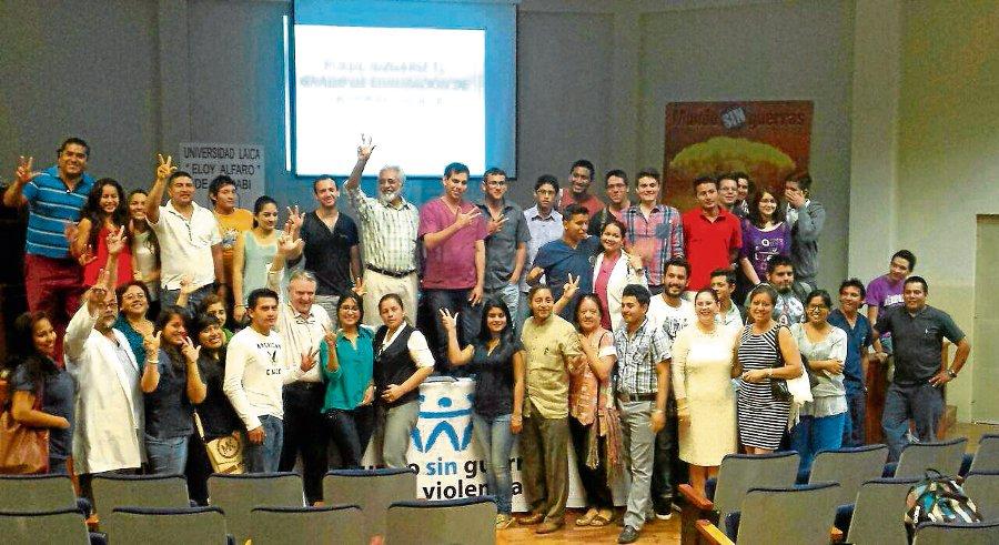 na edición anterior, celebrada en Manta (Ecuador).