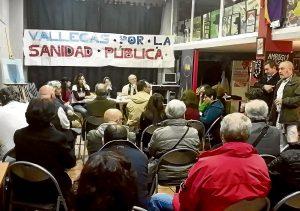 El manifiesto fue presentado el 26 de marzo en el Ateneo Republicano de Vallecas.