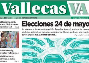 Edición de mayo de Vallecas Va