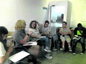 Grupo de Jóvenes de Villa de Vallecas