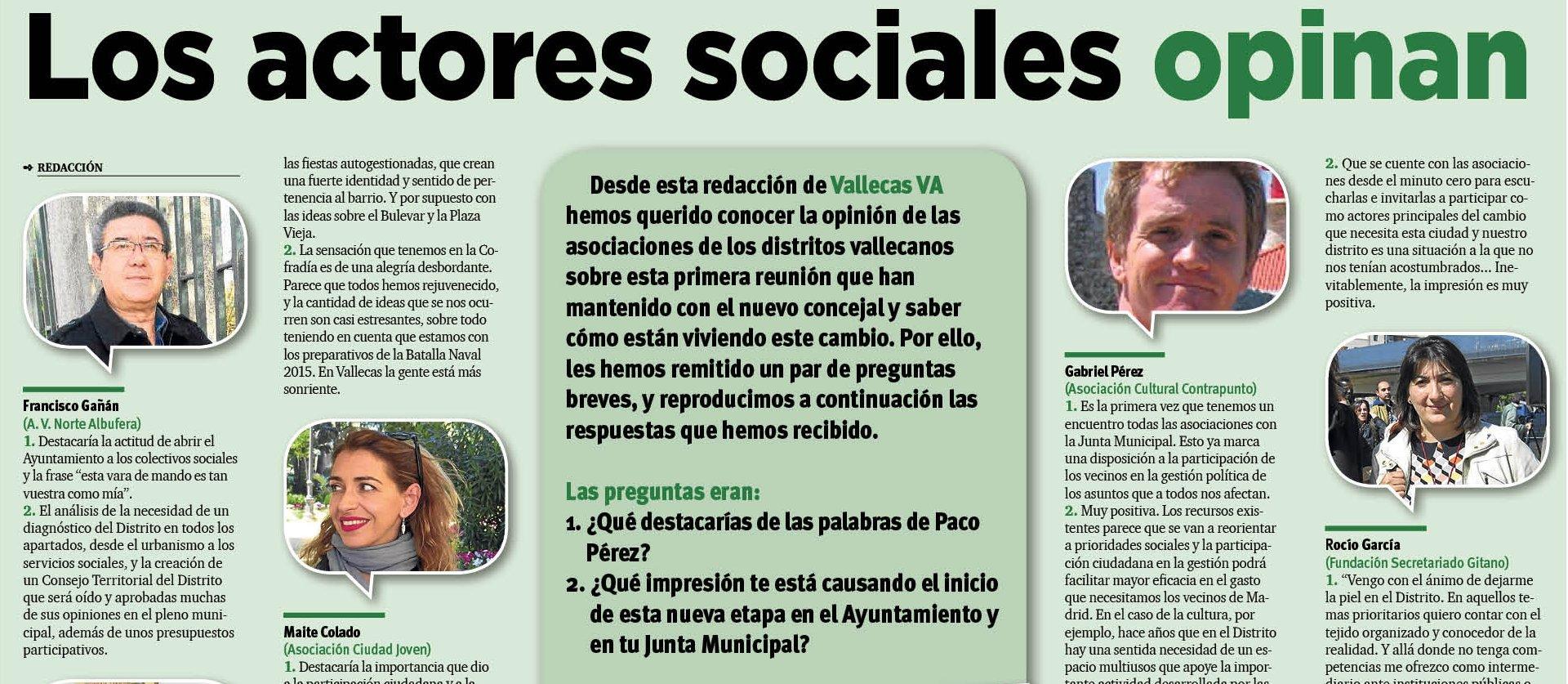Portada Vallecas Va, edición julio-agosto 2015
