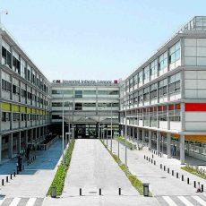 Está previsto mejorar la accesibilidad y el entorno del Hospital Infanta Leonor.
