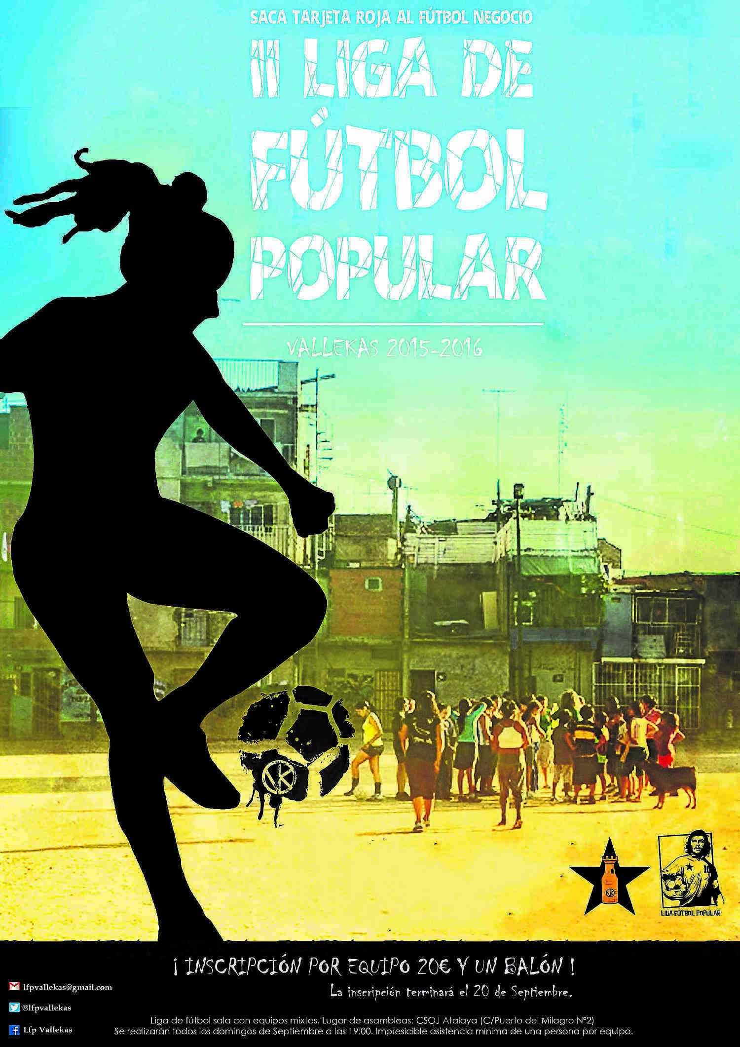 Liga de Fútbol Popular