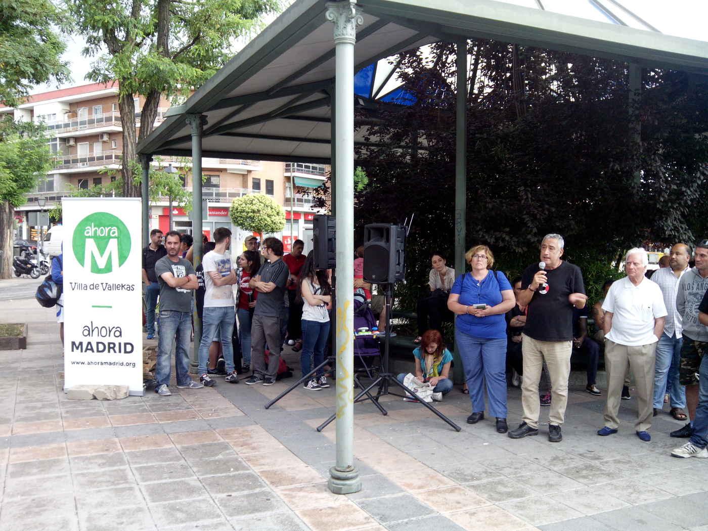 Elecciones en Ahora Madrid