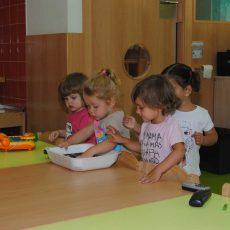 La duración de este proceso varía, dependiendo de cada niño y de cada familia.