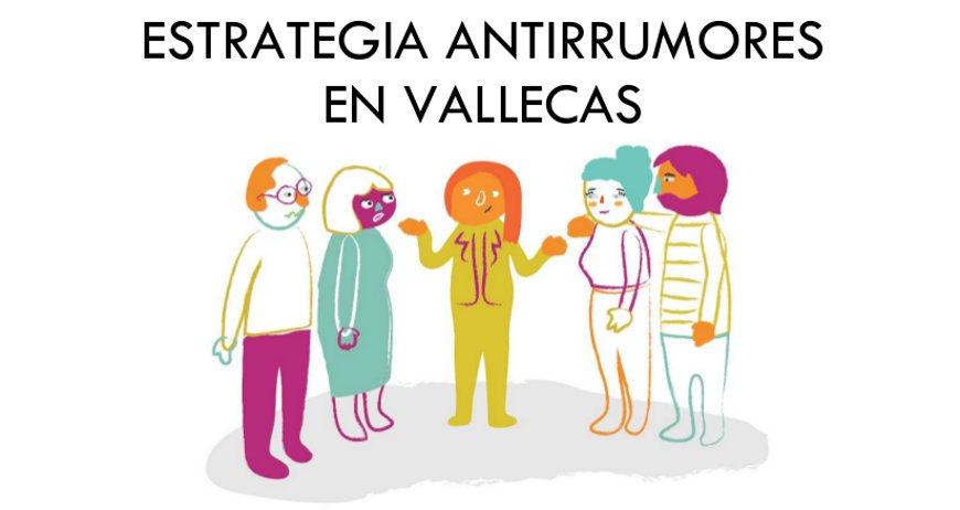 Estrategia anti-rumores