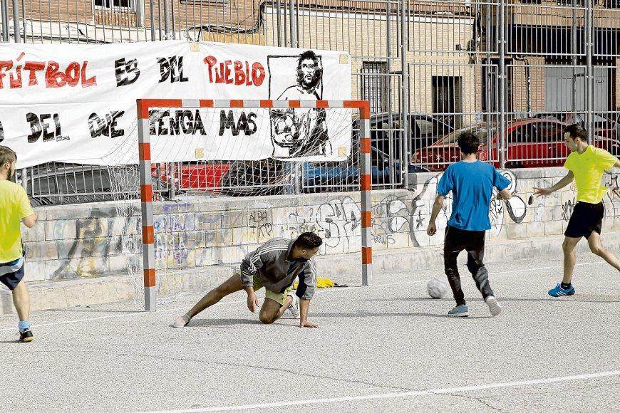 Liga de Fútbol Popular de Vallekas