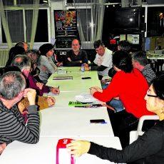 La asamblea tuvo lugar el 28 de noviembre.
