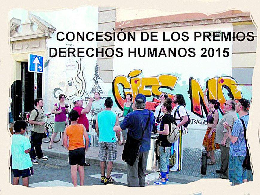 Premio Derechos Humanos a P. San Carlos Borromeo