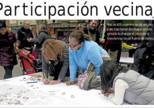 Portada edición enero 2016 de Vallecas Va