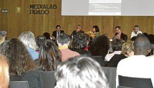 El acto tuvo lugar el 21 de abril en MediaLab Prado.