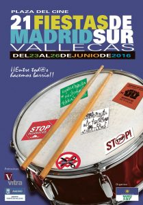 Fiestas Madrid Sur