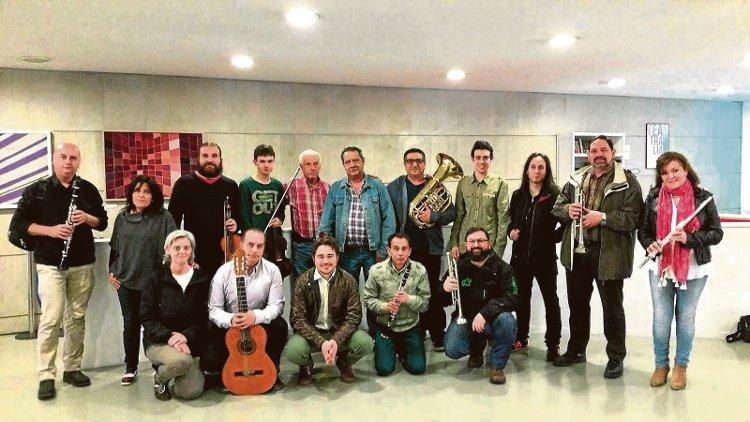 Orquesta filarmónica de Villa de Vallecas