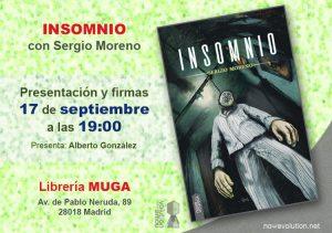 Insomnio, de Sergio Moreno