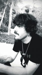 """Sergio  Moreno, autor de """"Insomnio"""""""