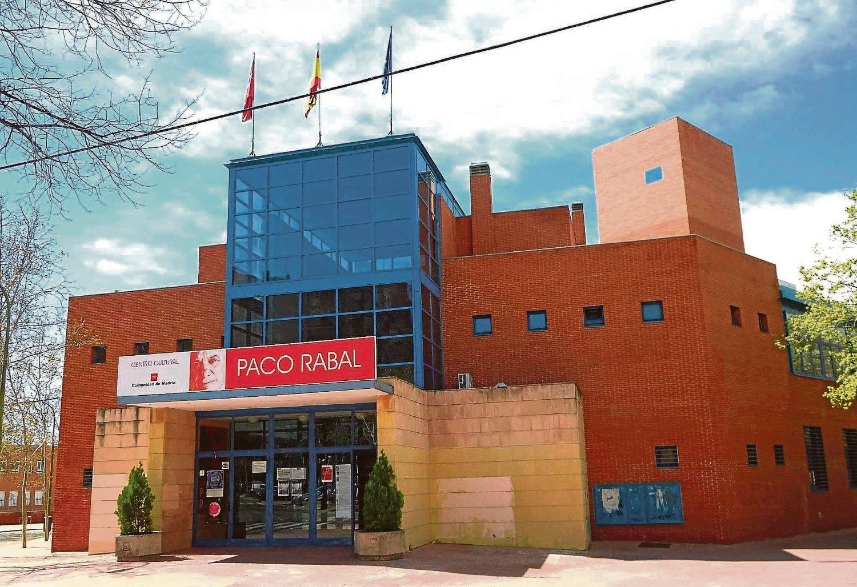 Centro Cultural Paco Rabal, Vallecas.